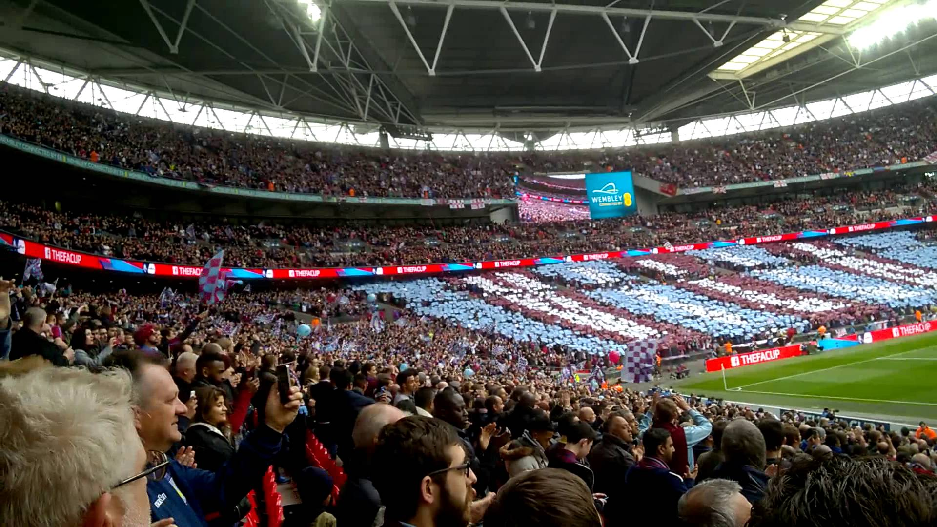 Aston Villa Wembley