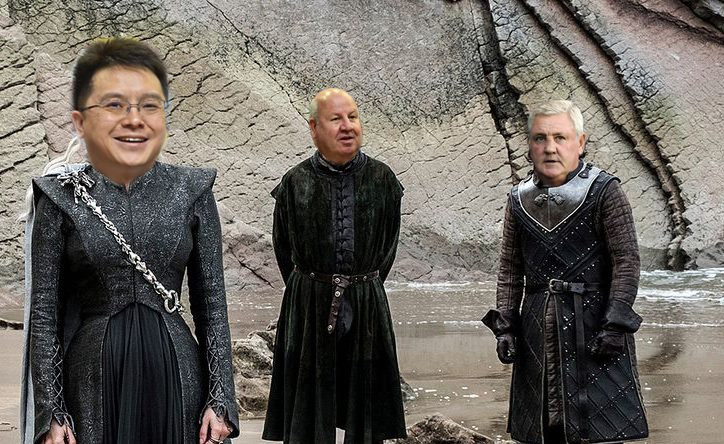 Aston Villa Game of Thrones
