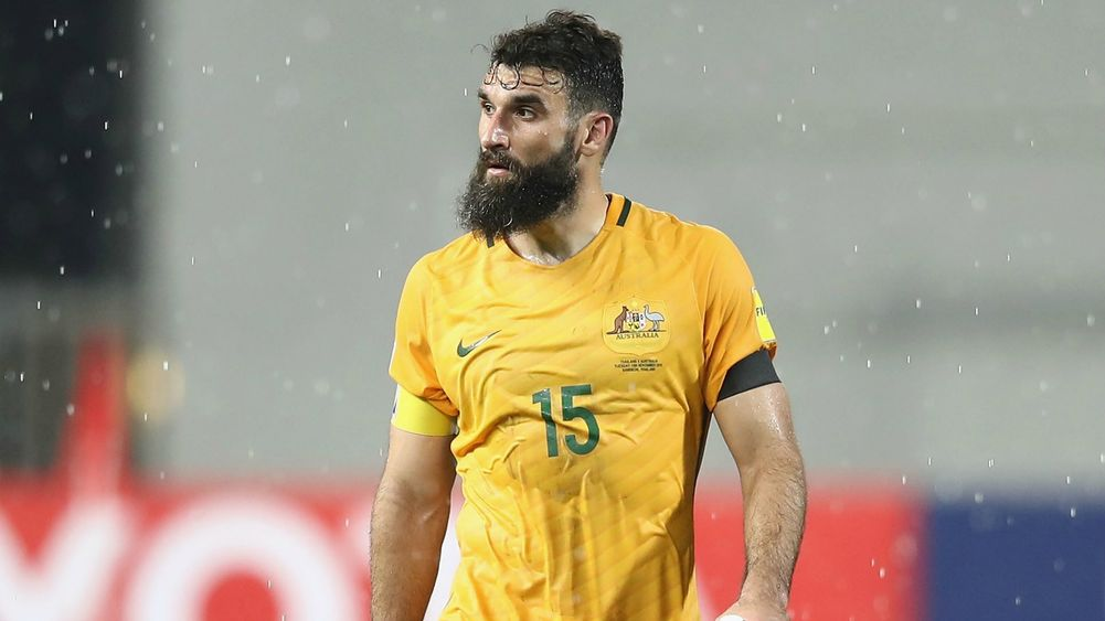 Mile Jedinak World Cup