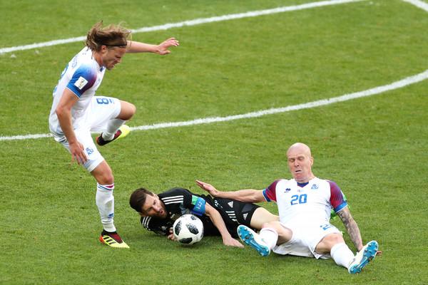 World Cup Birkir Bjarnason