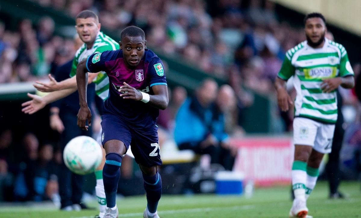Aston Villa 1 - 0 Yeovil