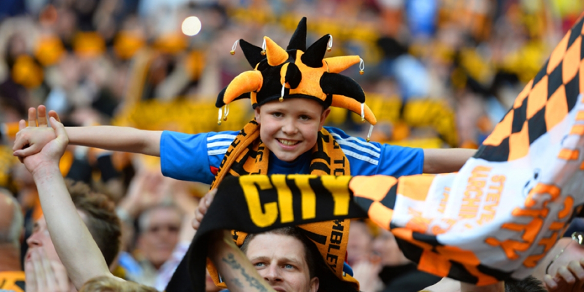 Hull City fan