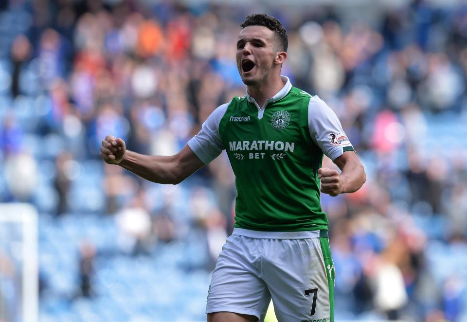 John McGinn Linked with Aston Villa