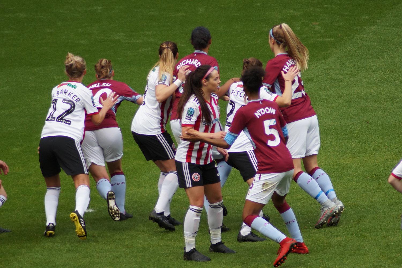 Aston Villa Ladies Sheffield United Women