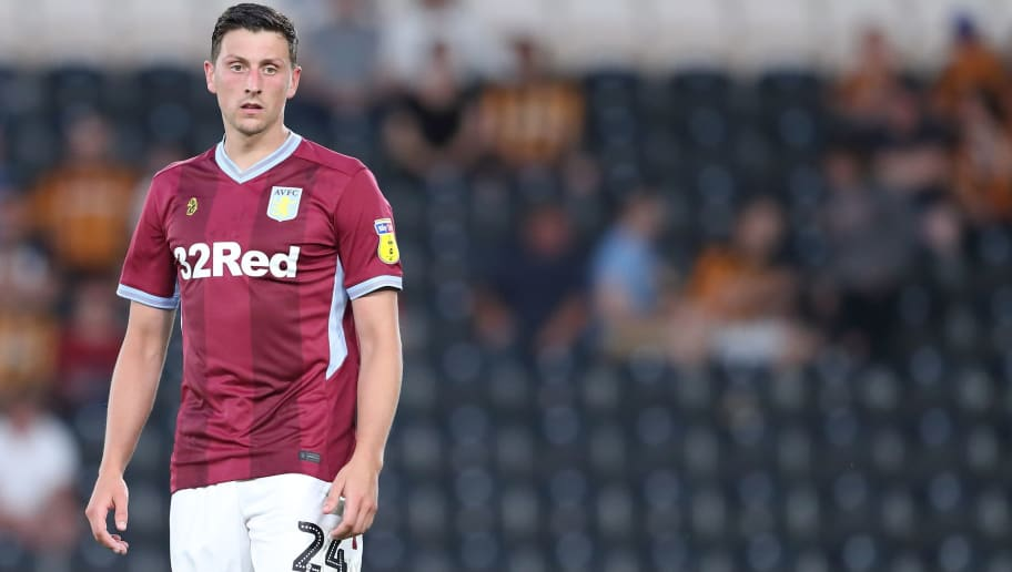 Aston Villa Tommy Elphick