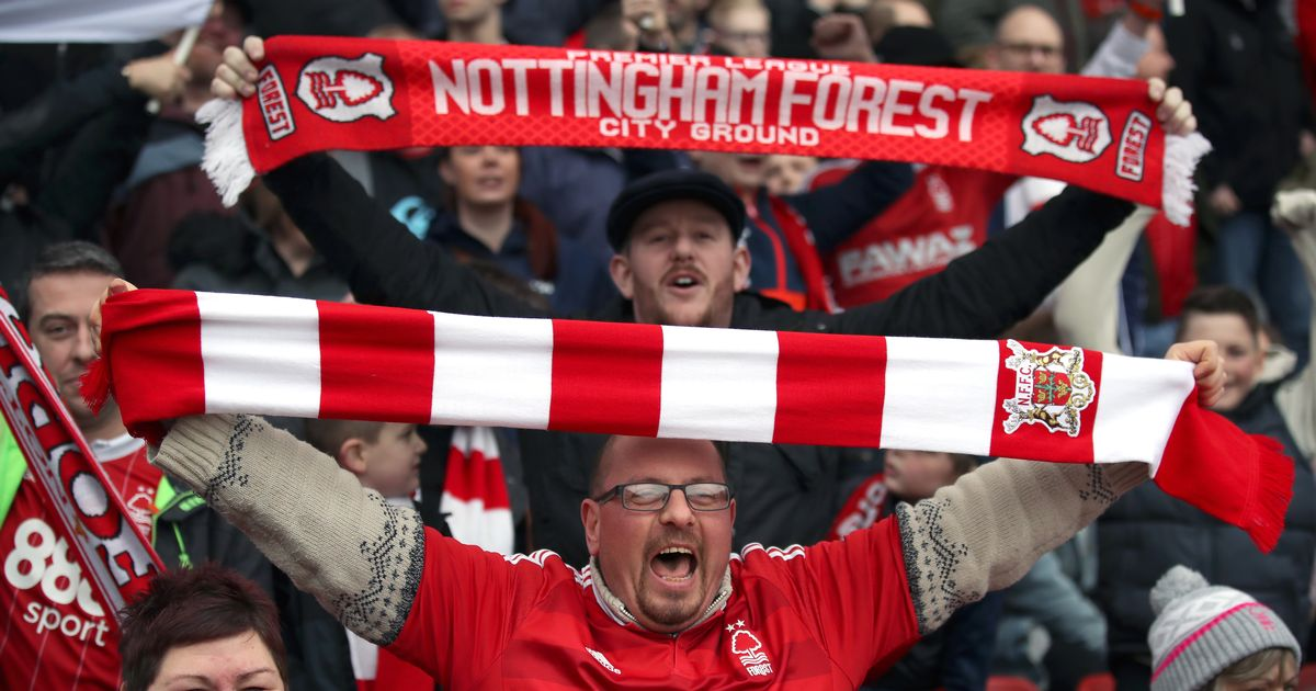 Nottingham Forest Fans