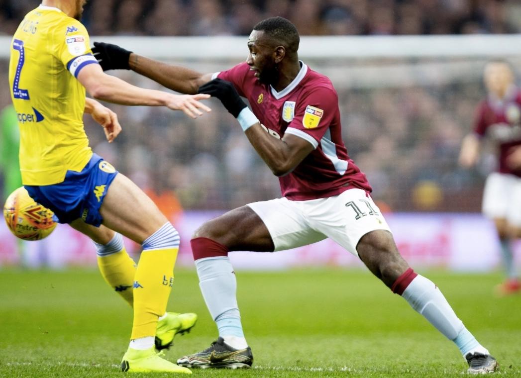 Yannick Bolasie Aston Villa