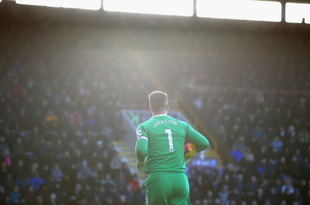 Tom Heaton Aston Villa Link
