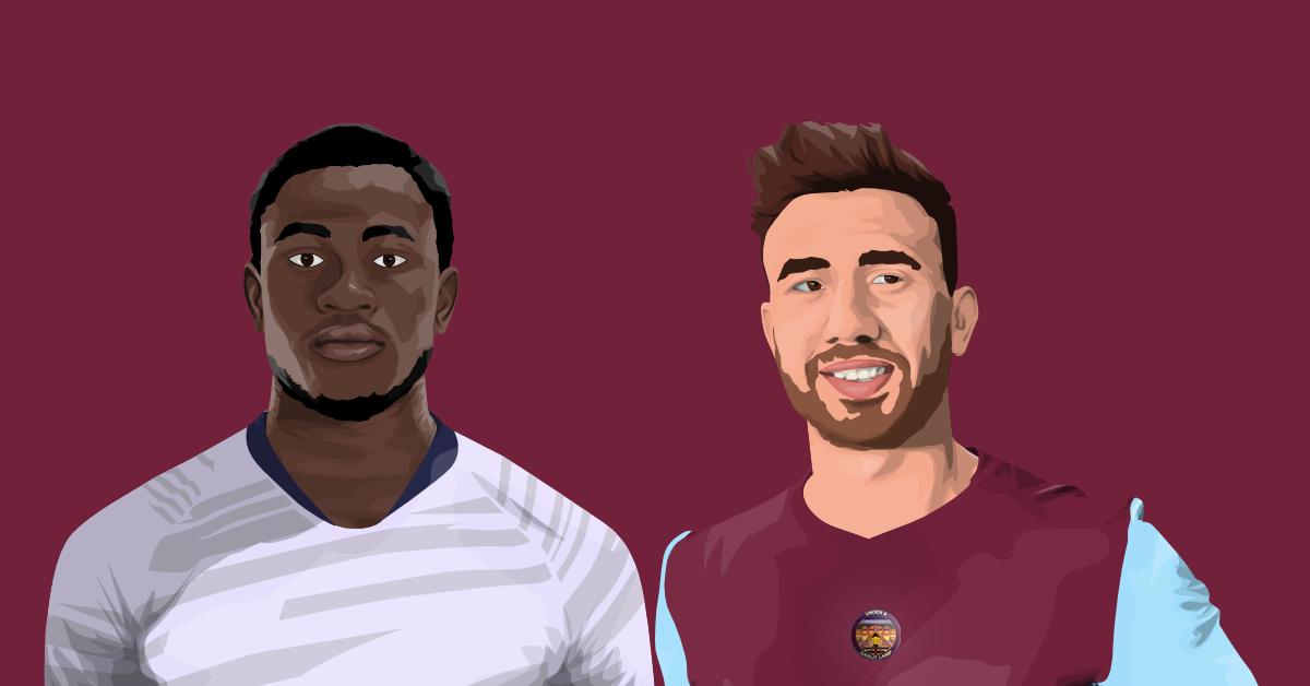Trezeguet and Lookman RB Leipzig v Aston Villa Preview Under A Gaslit Lamp