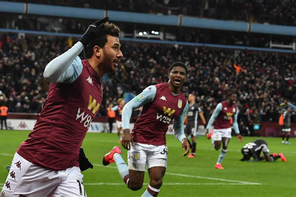 Aston Villa are off to Wembley, again! - Under A Gaslit Lamp
